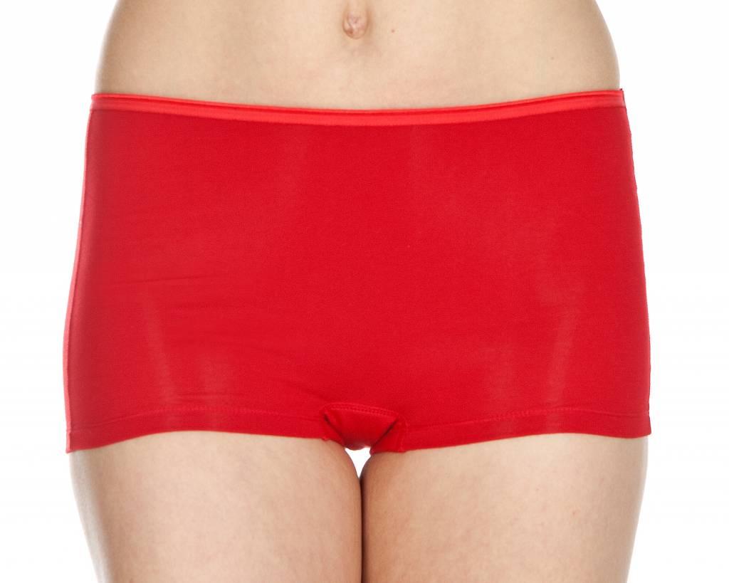 Swaens Bamboo Underwear Boxer Red - Copy