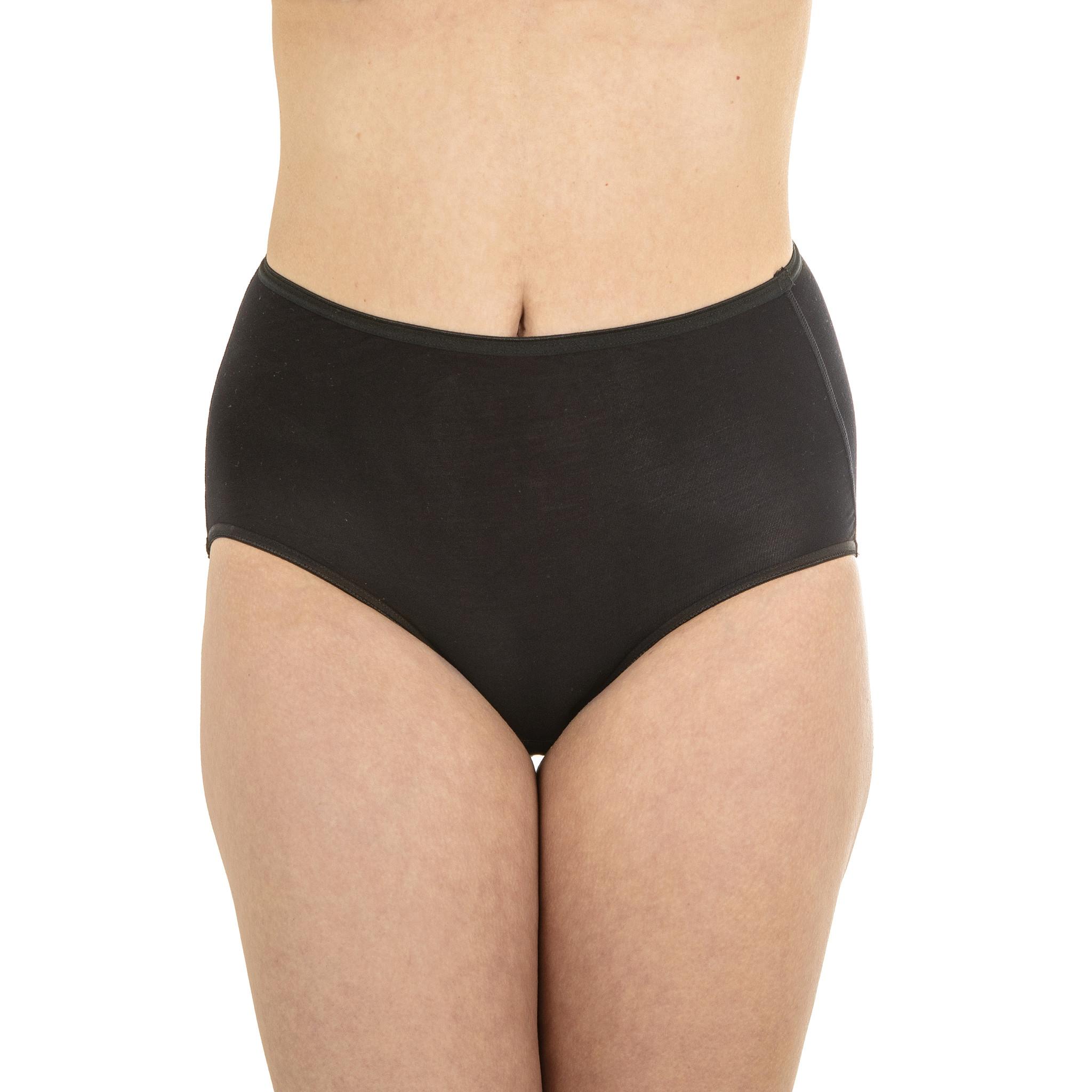 Swaens Bamboo Underwear Swaens Comfort schwarz