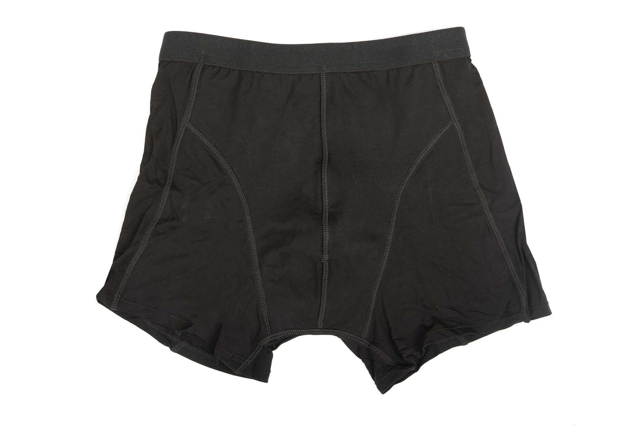 Swaens Bamboo Underwear Junge-Boxer Schwarz  - 5 Stück
