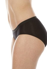 Swaens Bamboo Underwear Basic Ultra Black set of 5