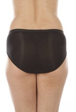 Swaens Bamboo Underwear Basic Ultra Black per 2