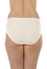 Swaens Bamboo Underwear Basic Ultra Ivoor per 2