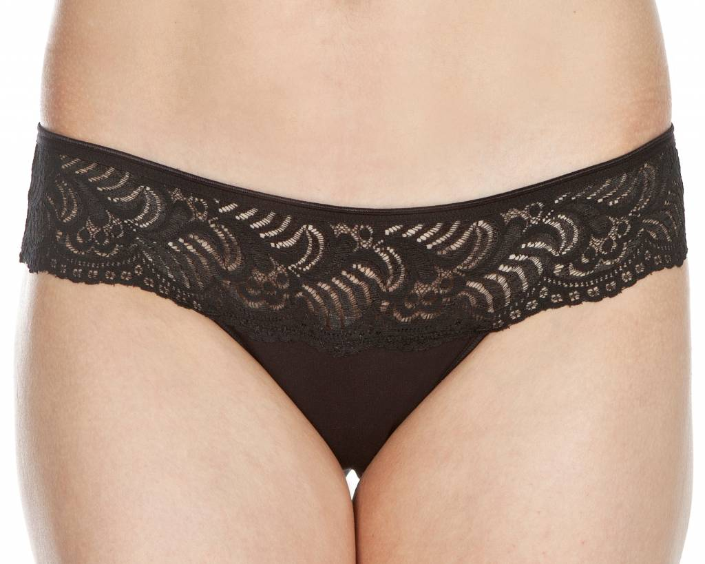 Swaens Bamboo Underwear Mini Black