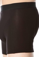 Swaens Bamboo Underwear Herenboxer Zwart