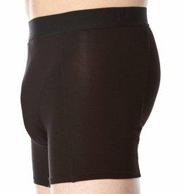 Swaens Bamboo Underwear Boxer Black - Male
