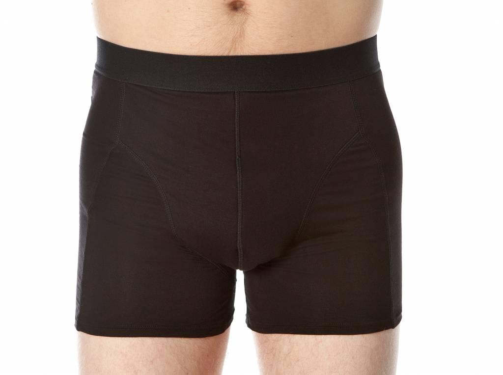 Swaens Bamboo Underwear Herren-boxer Schwarz