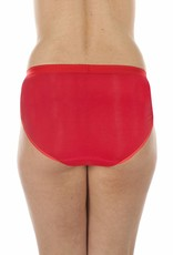 Swaens Bamboo Underwear Basic Ultra Red set of 5
