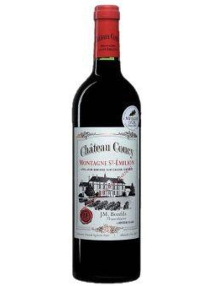 Château Coucy Montagne Saint-Emilion AC 2014 Magnum (1.5l)