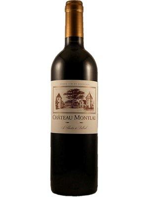 Château Montlau Château Montlau rouge Bordeaux Supérieur AC 2015