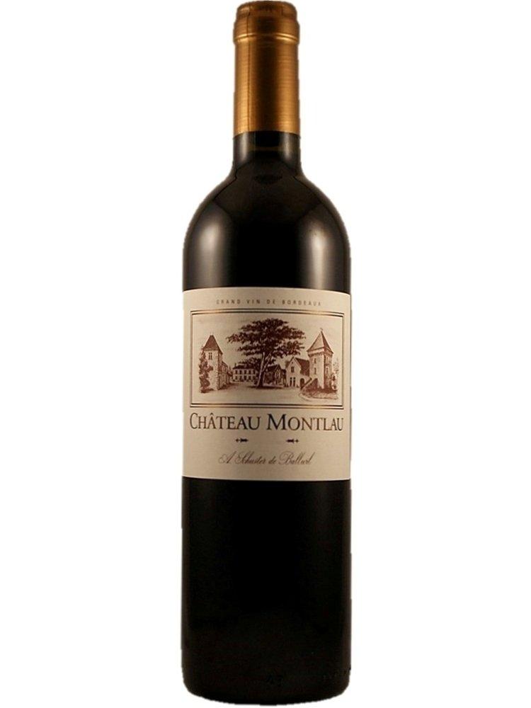 Château Montlau Château Montlau rouge Bordeaux Supérieur AC 2014 - Magnum