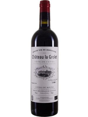Hubert Château La Grolet Tête de Cuvée 2016