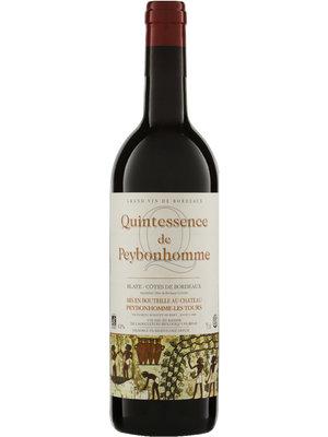 Hubert Château Peybonhomme Quintessence 2015