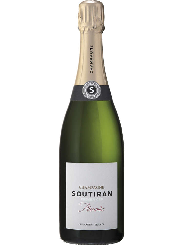 Champaqgne Soutrian Champagne Alexandre Brut 1er Cru
