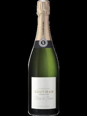 Champaqgne Soutrian Champagne Blanc de Blancs Brut Grand Cru
