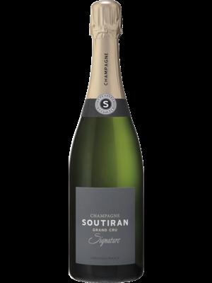 Champaqgne Soutrian Champagne Signature Brut Grand Cru - Magnum