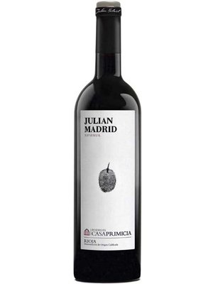 Bodegas Casa Primicia Julian Madrid Reserva Rioja DOCa 2014