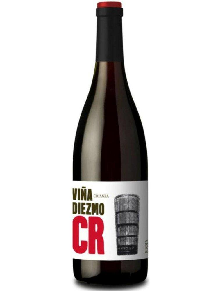 Bodegas Casa Primicia Viña Diezmo CR Crianza Rioja DOCa 2015 50cl