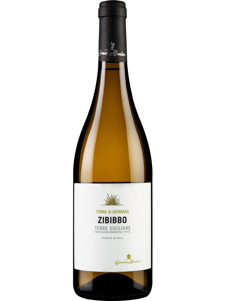 Caruso e Minini Terre di Giumara Zibbibo Terre Siciliane IGT 2018