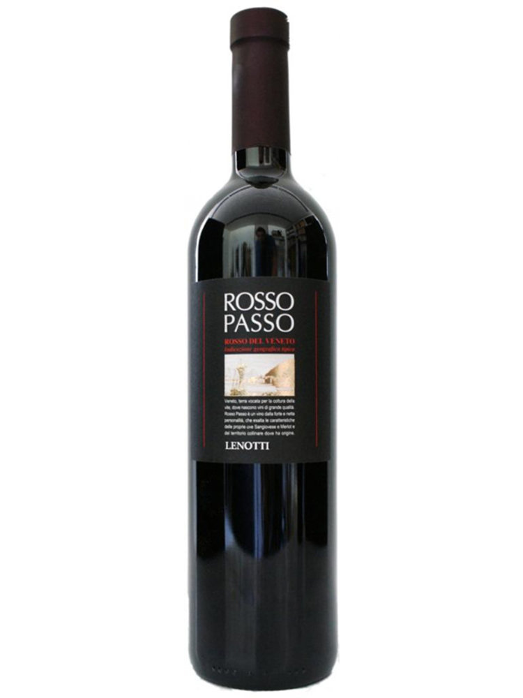 Cantine Lenotti Rosso Passo IGT 2017