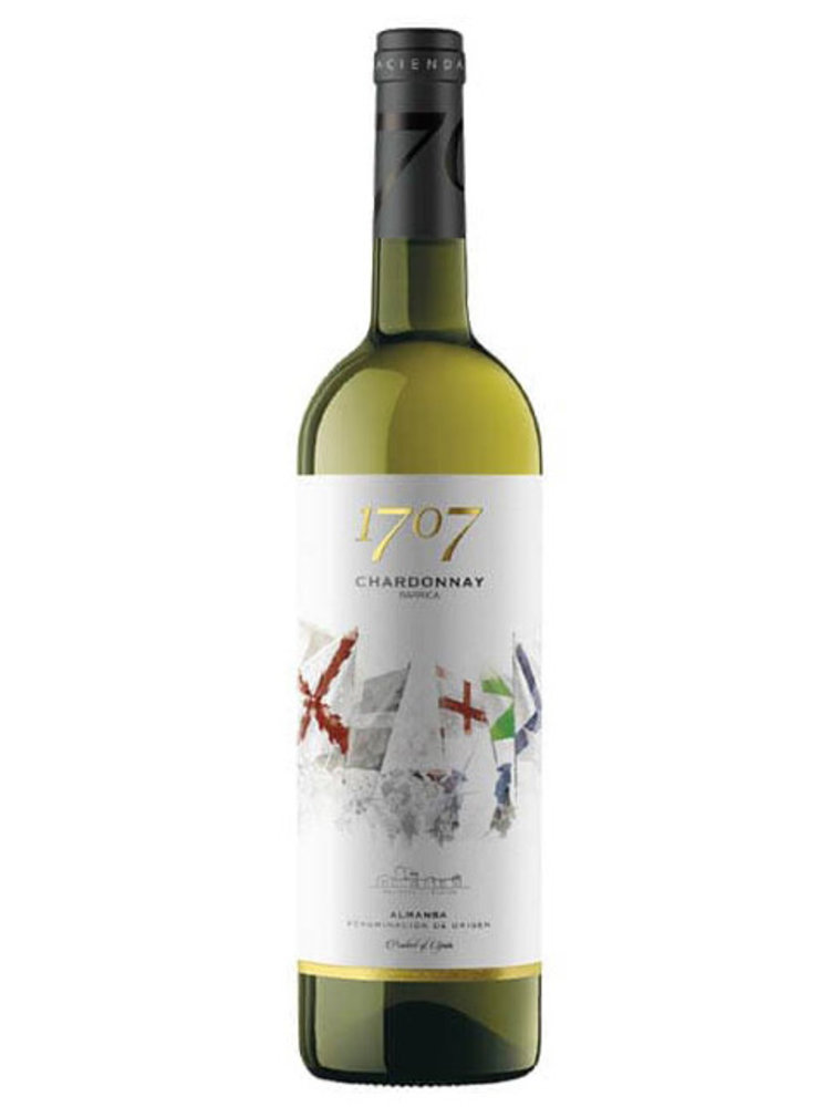 1707 Chardonnay Barrica 2018