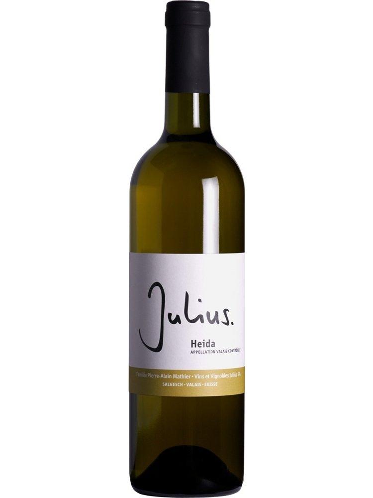 Vins et Vignobles Julius Heida du Valais AOC 2018