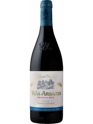 La Rioja Alta Viña Ardanza Reserva 2012