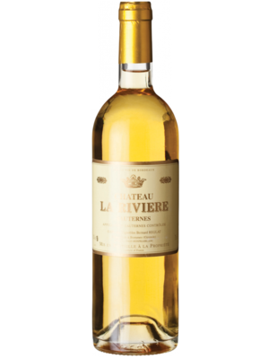 Château la Rivière Château La Rivière Sauternes AC 2016 (0,375 L)