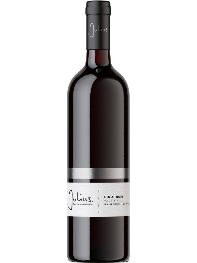 Vins et Vignobles Julius Pinot Noir du Valais AOC 2018