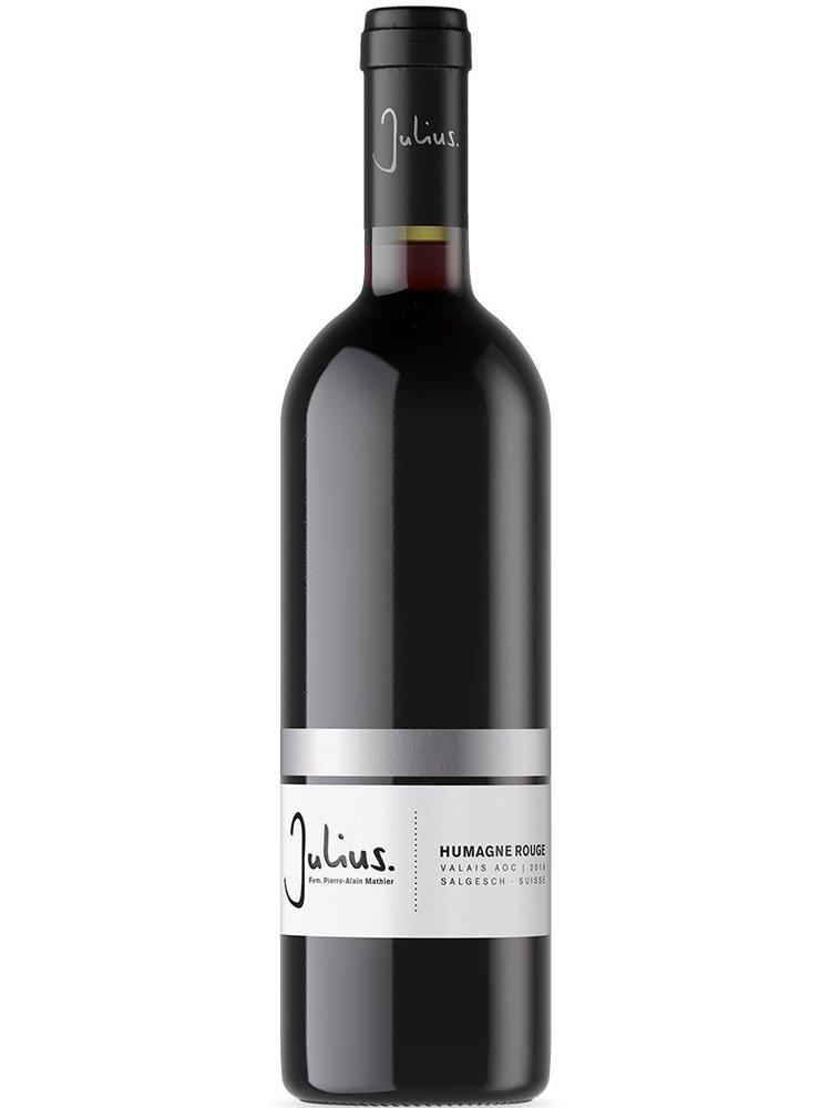 Vins et Vignobles Julius Humagne Rouge du Valais AOC 2018