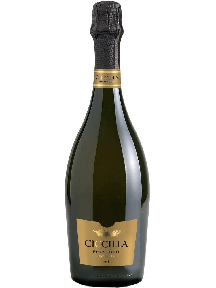 fuori dal comune! Ciccilla Extra Dry Treviso Prosecco DOC