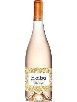Les Vignerons du Brulhois b.a.ba Gros Manseng doux Côtes de Gascogne IGP