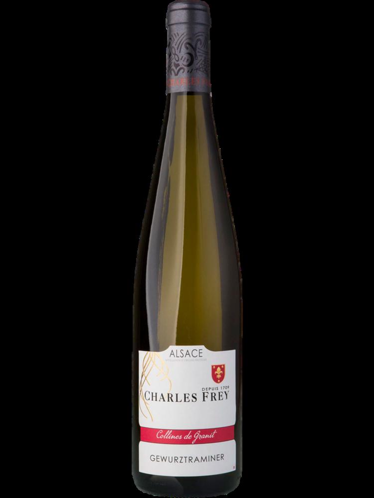 Charles Frey Gewürztraminer Collines de Granit Alsace AP 2018