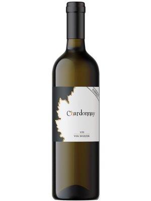 Komminoth Weine Chardonnay Barrique Vin de Pays Suisse 2018