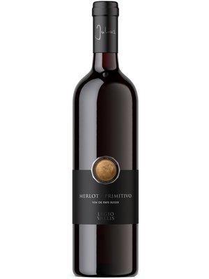 Legio Vallis by Vins et Vignobles Julius Merlot-Primitivo Vin de Pays Suisse 2019