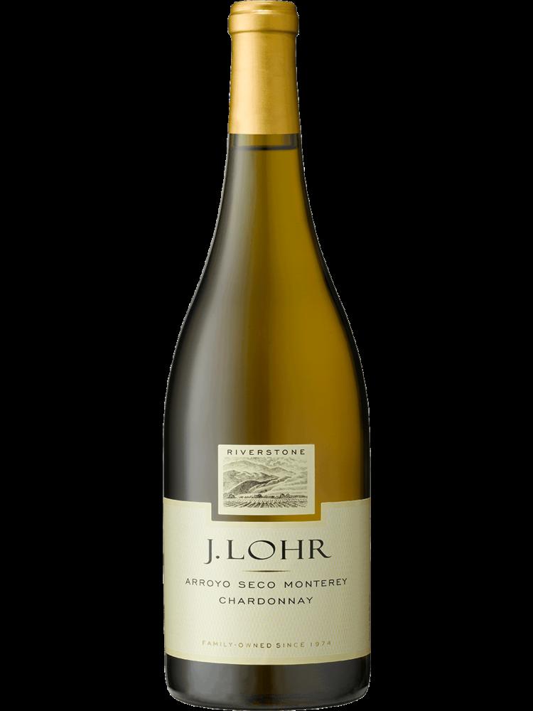 Jerry Lohr Winery Riverstone Chardonnay Arroyo Seco Monterey AVA 2019