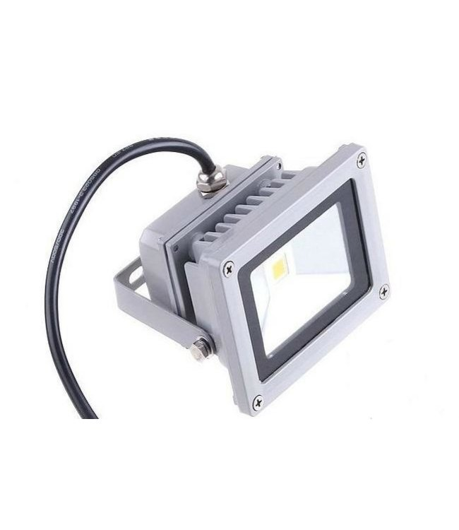 LED Bouwlamp Warm Wit - 10 Watt