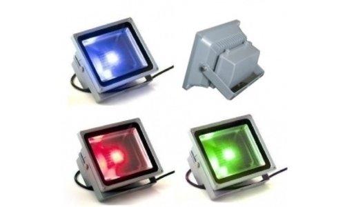 LED Bouwlamp RGB