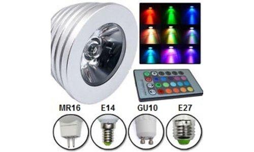 LED Spots RGB