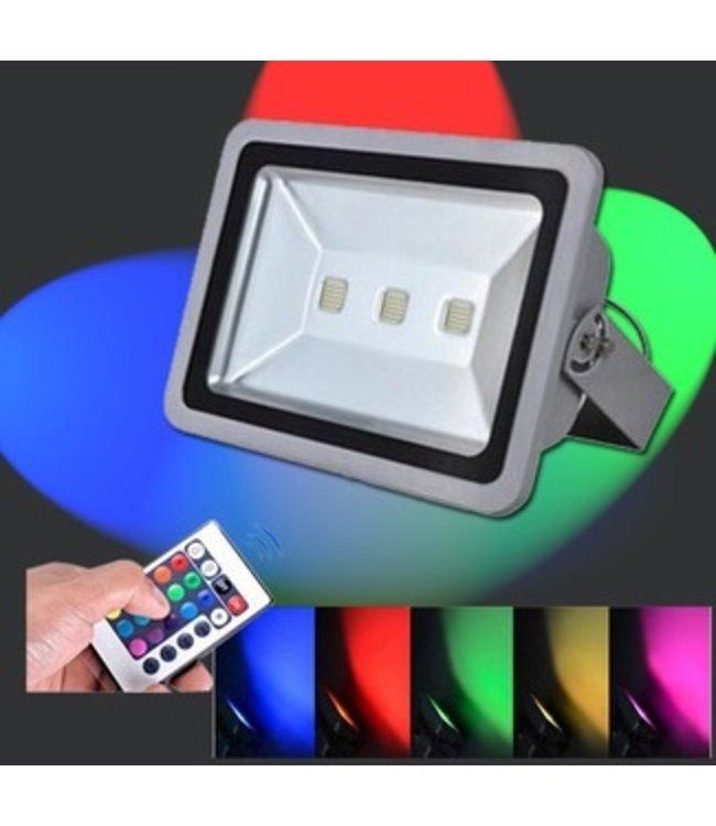 LED Bouwlamp RGB - 150 Watt