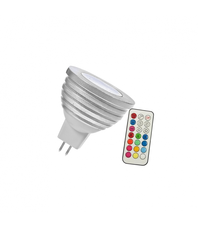 LED Spot RGB - 5 Watt - MR16
