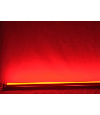 TL LED Buis Rood- 14 Watt - 90 cm