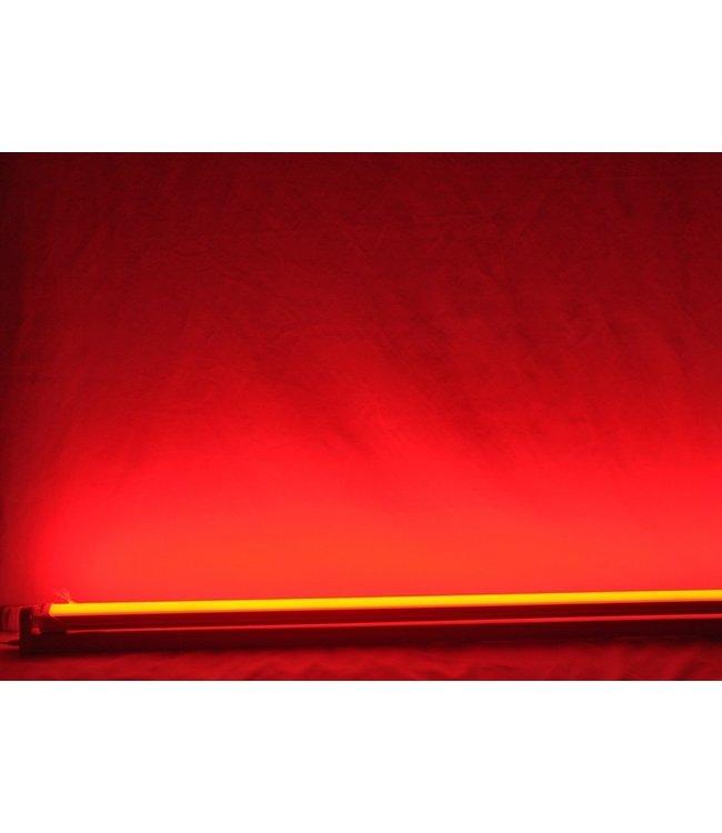 TL LED Buis Rood - 18 Watt  - 120 cm