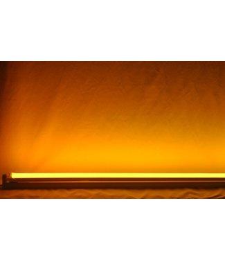 TL LED buis Geel - 18 Watt  - 120 cm
