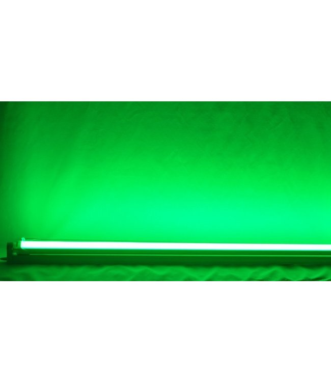 TL LED Buis Groen - 24 Watt  - 150 cm