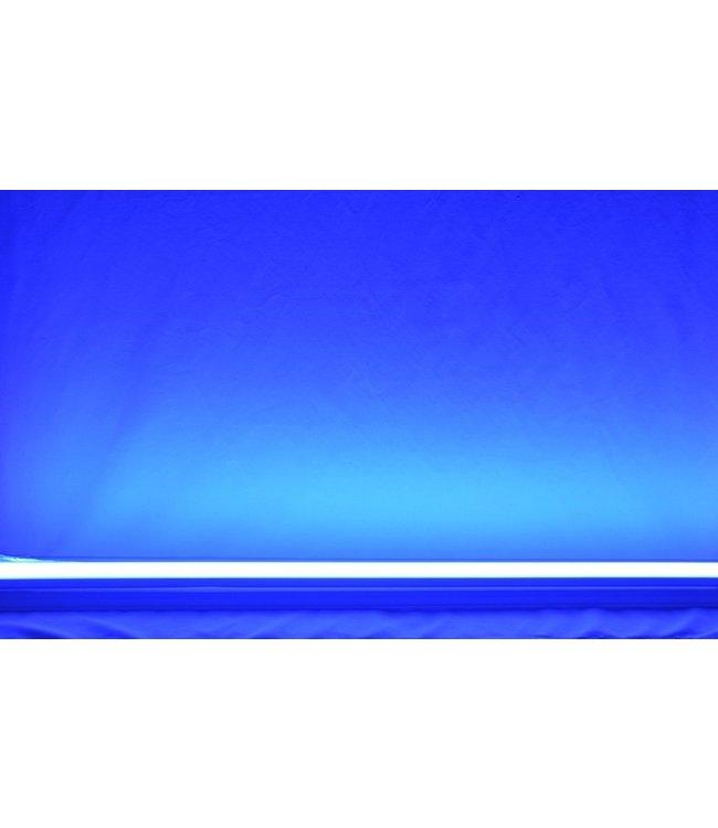 TL LED Buis Blauw - 24 Watt  - 150 cm