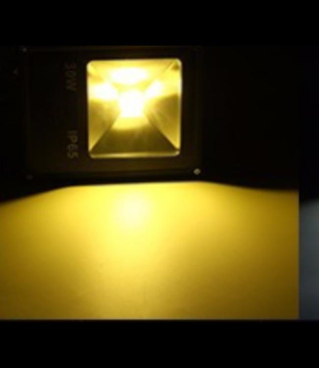 LED Bouwlamp Geel - 50 Watt