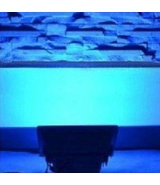 LED Bouwlamp Blauw - 150 Watt