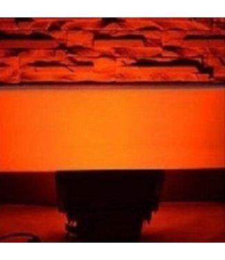 LED Bouwlamp Rood - 150 Watt