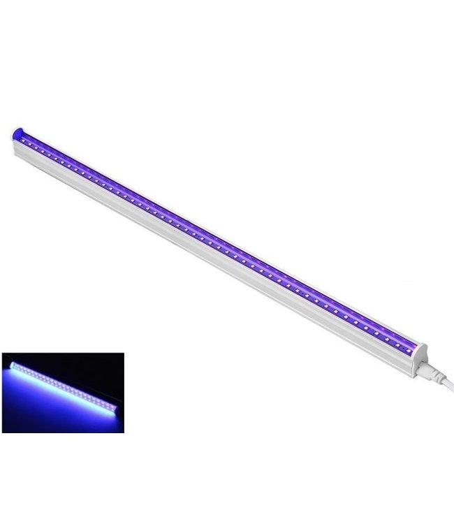 TL LED Buis UV Blacklight  - 14 Watt - 90 cm - Met Armatuur