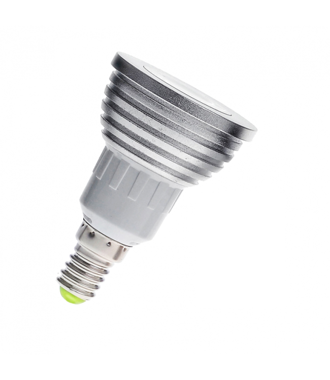 LED Spot Koel Wit - 6 Watt - E14